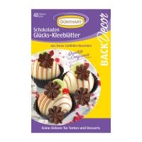 15 pz Quadrifogli al cioccolato