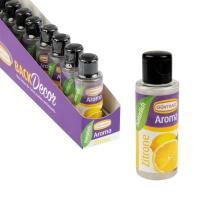 8 pz Aroma limone