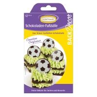 15 Palloni calcio, cioccolato