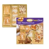 10 Set decoro per biscotti