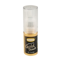 Spray alimentare, oro scintillante