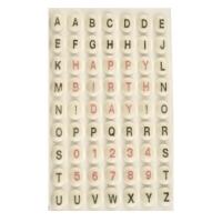 882 pz Tasti lettere & numeri