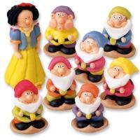 Bianca neve ed i 7 nani in zucchero