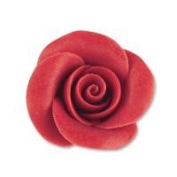 Rosa medie, rosse