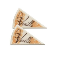 120 pz Triangoli Vanille