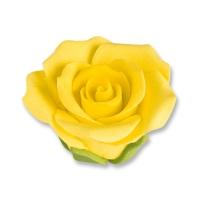 30 pz Rose gialle medie