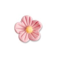 96 pz Fiori rosa piccoli