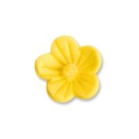 96 pz Fiori piccoli gialli