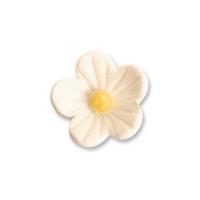 96 pz Fiori bianchi piccoli