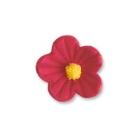 96 pz Fiori rossi, piccoli