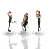 Sposi in resina piccoli, 3 modelli