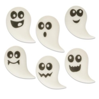 84 pz Fantasmi zucchero, piatti, assortiti