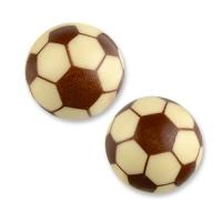 40 pz Palloni da calcio al cioccolato