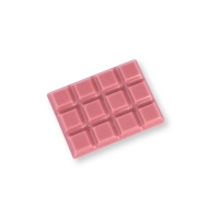 Mini-Tavolette, cioccolato ruby