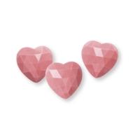 Cuore diamante, cioccolato ruby