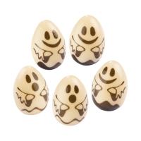 Fantasmi 3D, cioccolato bianco, misti