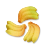 144 pz Frutta di marzap.  Banane