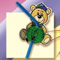 Cannuccie con orsetto