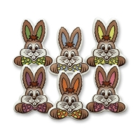 100 pz Teste di coniglio