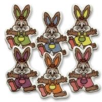 100 pz Conigli piccoli