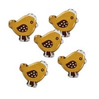 120 pz Pulcini oro di cioccolato fondente