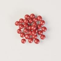 Perle croccanti, rosso