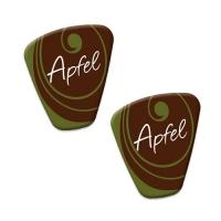 140 pz Decorazioni per torte speciali  Apfel