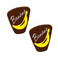 140 pz Decorazioni per torte speciali  Banane
