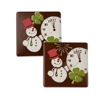 92 pz Quadrato Capodanno, cioccolato fondente