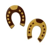 Ferro di cavallo,cioccolato fondente, assortiti
