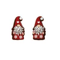 144 pz Babbo Natale di cioccolato  fondente