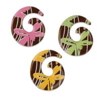 105 pz Spiralii,cioccolato fondente, assortiti