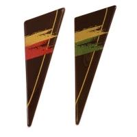 96 pz Triangolo, cioccolato fondente, Miro