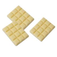 96 pz Tavolette di cioccolato bianco, mini