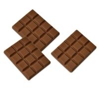 96 pz Mini-Tavolette, cioccolato latte