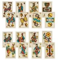 80 pz Placche decoro   carte da gioco  in marzapane