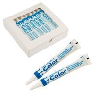 Colorante alimentare blu