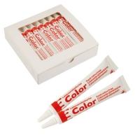 18 pz Colorante alimentare rosso