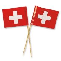 Bandiera svizzera grande