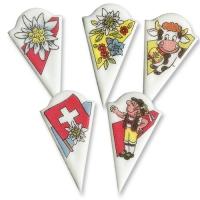 Triangoli linee svizzere