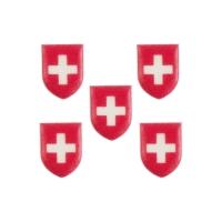 Placca  Svizzera  pasta di zucchero