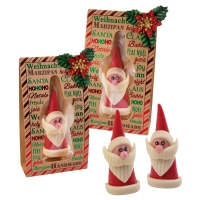 12 pz Babbo Natale su scatola