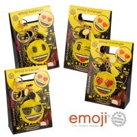 12 pz Portachiavi  Emoji , box con pral.