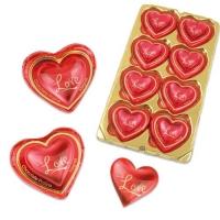 16 pz Cuore magnetico  Love  su cuore