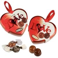 8 pz Cuore latta  Love , grande