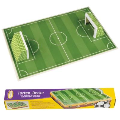 9 pz Copertura torta Calcio