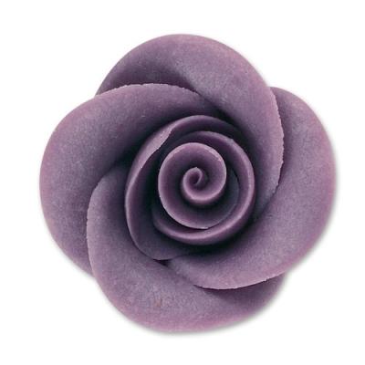 Rose modellate, grandi lilla