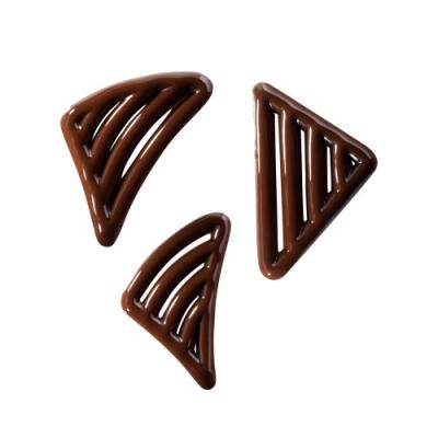 420 pz Filigrane al cioccolato