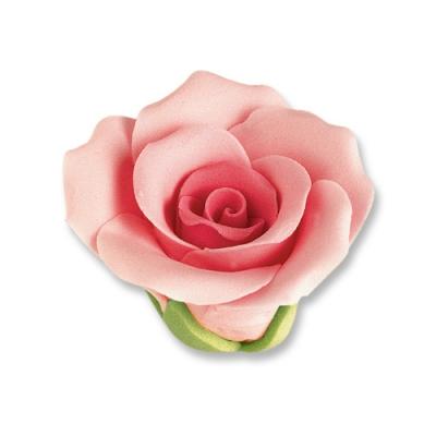 30 pz Rose medie rosa