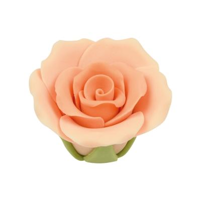 30 pz Rose color salmone medie